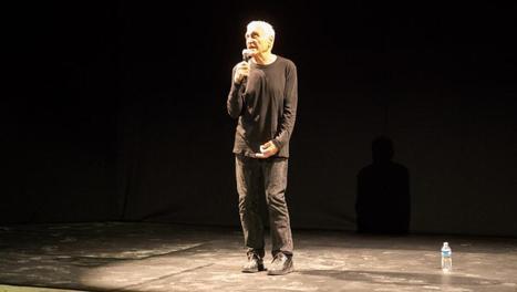 Le défi de la poésie de John Giorno au Palais de Tokyo | Cultures & Médias | Scoop.it