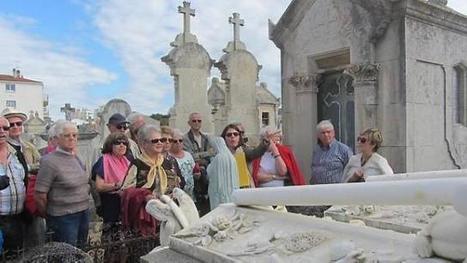 Au cimetière Arago, le patrimoine funéraire - Ouest-France   L'art Funéraire   Scoop.it