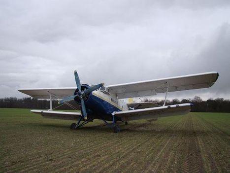 Habsheim : un avion de tourisme se bloque et pose en urgence dans un champ | Fan d'aviation | Scoop.it