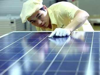JA Solar makes record-breaking 18.3% efficient multi-crystalline silicon PV cells | Scientific and Technological Innovation | Scoop.it