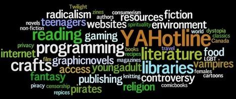 YA Hotline goes digital   LibraryLinks LiensBiblio   Scoop.it