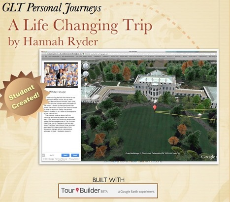 A Life Changing Trip by Hannah Ryder | Google Lit Trips: Reading About Reading | Scoop.it