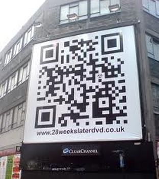 Web Ink Now: Ten examples of QR codes for real time marketing | Digital Marketing & Communications | Scoop.it
