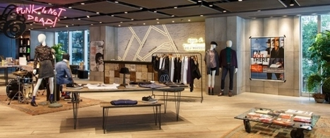 How To Create Retail Store Interiors That Get People To Purchase Your Products – Shopify | interior design | Scoop.it
