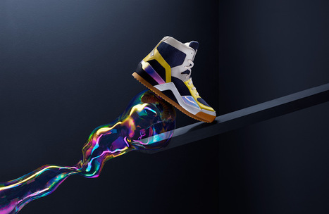 Sneakers...a real fashion trend! | SHOES | Scoop.it