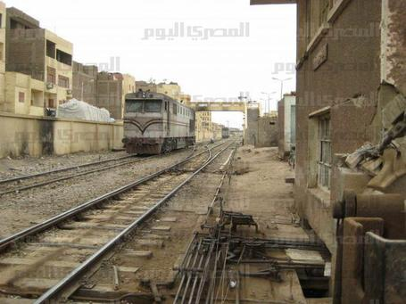 Security forces break up Luxor railway sit-in | Égypte-actualités | Scoop.it