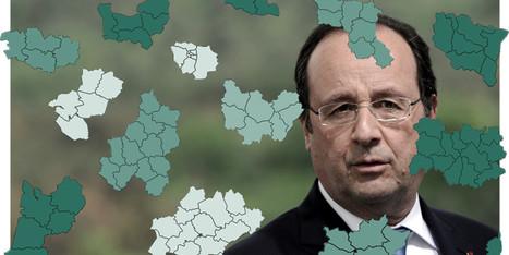 Réforme territoriale: les zones de friction du big bang institutionnel | enseigner le français au lycée | Scoop.it