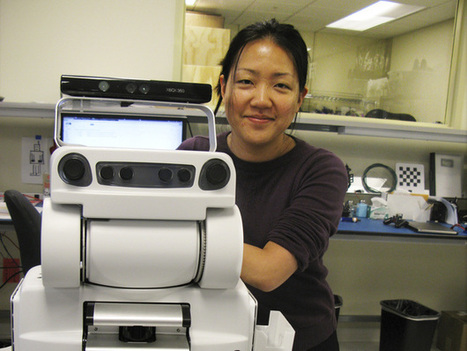 Personal Robots Not Ready For You Yet   Robots and Robotics   Scoop.it