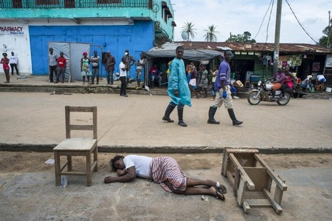 A Photojournalist's Final Pictures Capture the Realities of Ebola in Liberia | African News Agency | Scoop.it