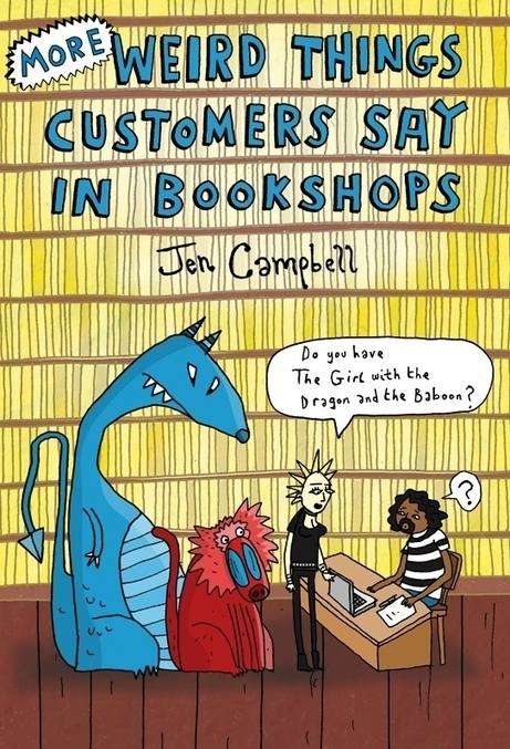 People say odd things in bookshops - Dulwich OnView | Books | Scoop.it