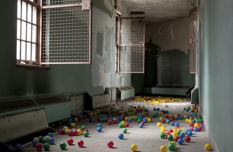 States of Decay « Projects « Daniel Barter | Artophilia - Because we need Art in our Life | Scoop.it