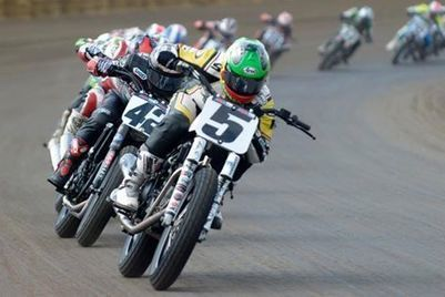The First Mile Track of the Year in... - Arizona Mile AMA Racing | Facebook | California Flat Track Association (CFTA) | Scoop.it