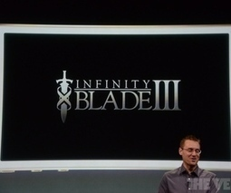 Epic Games announces 'Infinity Blade 3' for iOS - The Verge | SaladSlicer | Scoop.it