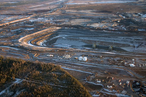 Canadian oil sands economic impact highly overrated: poll | Sustain Our Earth | Scoop.it