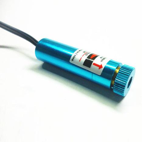 100mWレーザーモジュール ブルーバイオレットレーザーポインター   レーザーポインター   Scoop.it
