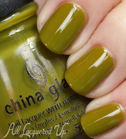 """China Glaze Avant Garden """"Blooming Brights"""" for Spring 2013 Swatches & Review 