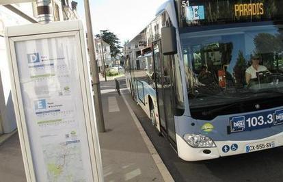 Bus : nouveaux horaires nouveaux mécontents #Châtellerault | ChâtelleraultActu | Scoop.it