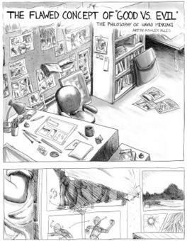 VIRTUAL ILLUSION: A Filosofia de Miyazaki | VIM | Scoop.it
