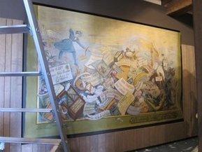 Le rideau de théâtre est en place ! Rendez-vous à partir du 18 juin pour le (re)découvrir ! [Musée d'histoire de Nantes - Château des ducs de Bretagne] | Histoire 2 guerres | Scoop.it