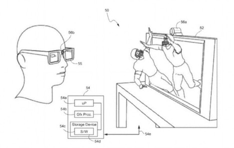 Nintendo Patents Eye-Tracking Tech Bringing 3D to 2D Displays - Road to Virtual Reality | Machinimania | Scoop.it