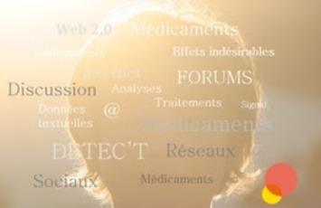 Appli DETEC'T : outil de #pharmacovigilance qui garde un oeil sur les réseaux sociaux | PharmacoVigilance....pour tous | Scoop.it