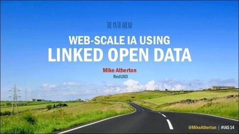 Web-scale IA using Linked Open Data #ias14 | UXploration | Scoop.it