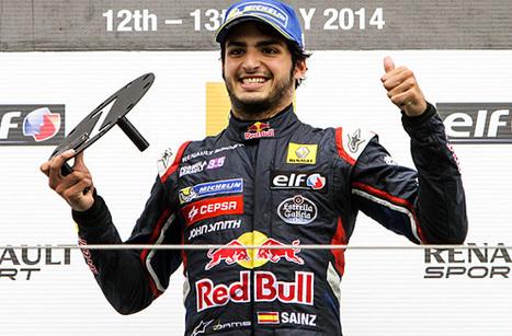 Daniel Ricciardo: Carlos Sainz Jr would benefit from ... - Autosport | Formula1 | Scoop.it