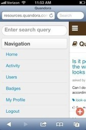 Inside Quandora technology stack (II): Mobile UI powered by AngularJS - Quandora | angularjs | Scoop.it