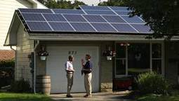 The sun begins to shine on solar power - The Globe and Mail | Solar power | Scoop.it