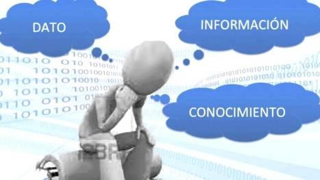 Gestión de la Información versus Gestión del Conocimiento; términos que maneja a diario el profesional de la información. - Infotecarios | Educacion, ecologia y TIC | Scoop.it