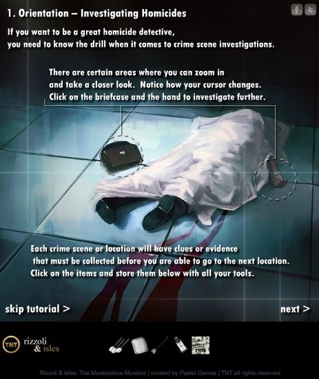 A Detective Themed Game | Digital Play | Scoop.it