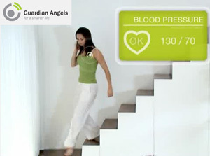 Guardian Angels, a smart Sensors European initiative | Mobile Health: How Mobile Phones Support Health Care | Scoop.it