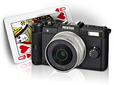 The Online Photographer: The Pentax Q System | Photography Gear News | Scoop.it