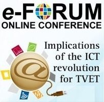 UNESCO Office in Bangkok: Implications of the ICT revolution for Technical and Vocational Education and Training -UNESCO-UNEVOC virtual conference on ICT and TVET | iEduc | Scoop.it