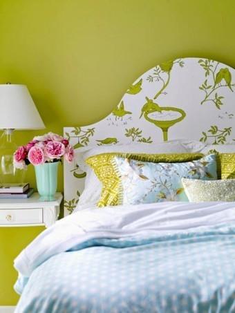 Get Creative with Wallpaper! | Lou Lou's Decor | Ma décoration d'intérieur | Scoop.it