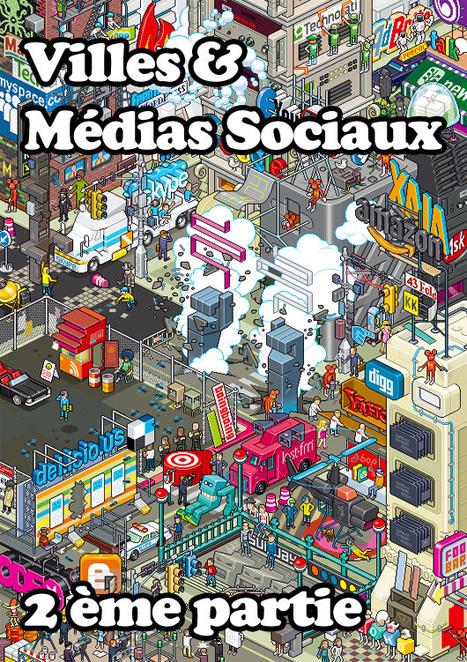 Médias sociaux: quand les villes tissent leurs toiles (2/2) | Toulouse networks | Scoop.it