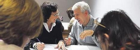 La biblioteca se consolida como aula de aprendizaje permanente - Diario Vasco | Bibliotecas | Scoop.it