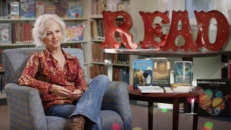 """Be a Summer Reader; Be a Lifetime Reader"" Says Kate DiCamillo | Children's Literature - Literatura para a infância | Scoop.it"