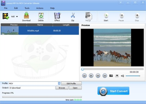 MP4 to MOV Converter | converter | Scoop.it