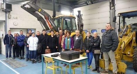 «Portes ouvertes» : les futurs élèves ont visité le lycée Tissié   Lycée des métiers Philippe Tissié à Saverdun (Ariège)   Scoop.it