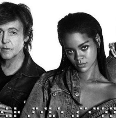 Clip 2015: FourFiveSeconds - Rihanna,Kanye West,Paul McCartney - Cotentin webradio actu buzz jeux video musique electro  webradio en live ! | cotentin webradio webradio: Hits,clips and News Music | Scoop.it