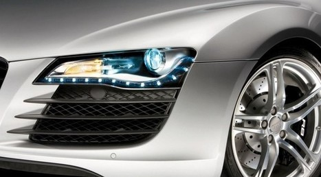 The Feds don't know what to make of Audi's new LED headlamps  | ExtremeTech | Intelligent Organizations | Scoop.it
