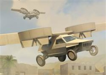 Future of Technology - 'Flying Humvee' moves ahead | Machinimania | Scoop.it