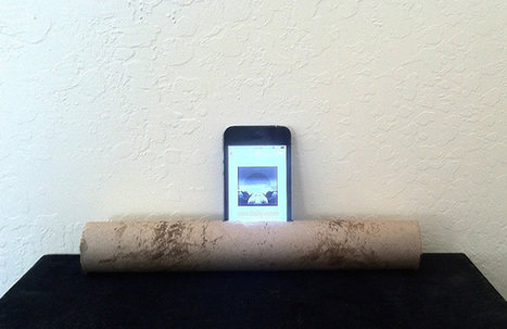 Boost iPhone Volume with this DIY Speaker | mrpbps iDevices | Scoop.it