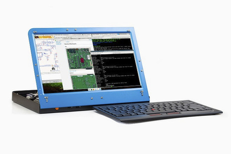 World's First Open Source Laptop Gets Wideband Software-Defined Radio | Peer2Politics | Scoop.it
