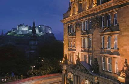 Scotland seeking high-end hotel investment | Business Scotland | Scoop.it