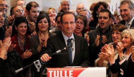 Sondage TNS-Sofres : Hollande plébiscité | Hollande 2012 | Scoop.it