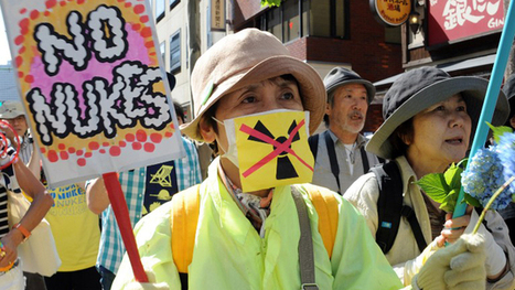 'No nukes': Thousands in Tokyo rally against nuclear power (PHOTOS) — RT News | Human Rights and the Will to be free | Scoop.it