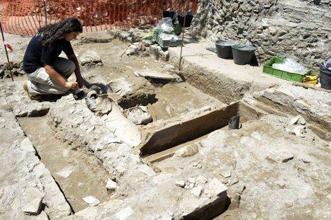 Ostia, una necrópolis probaría que los antiguos romanos podían optar entre inhumación e incineración | Mundo Clásico | Scoop.it