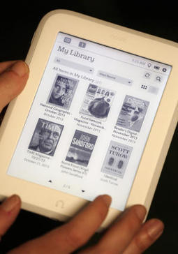EPub, an open e-book format, doesn't make reading easy | San Jose Mercury News | Digital Book News | Scoop.it